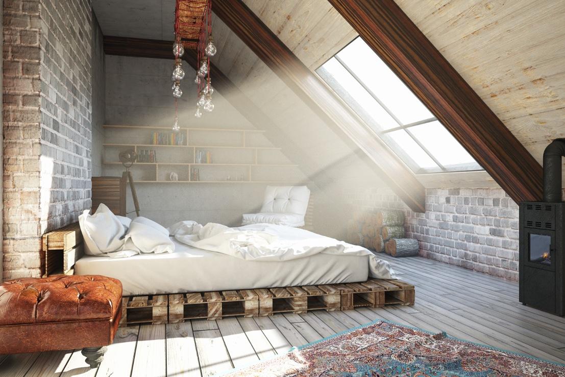 Comment faire un éclairage de toit sur un toit?
