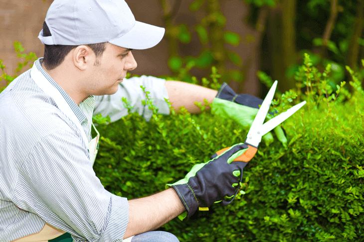 Quel est le tarif horaire d'un jardinier?