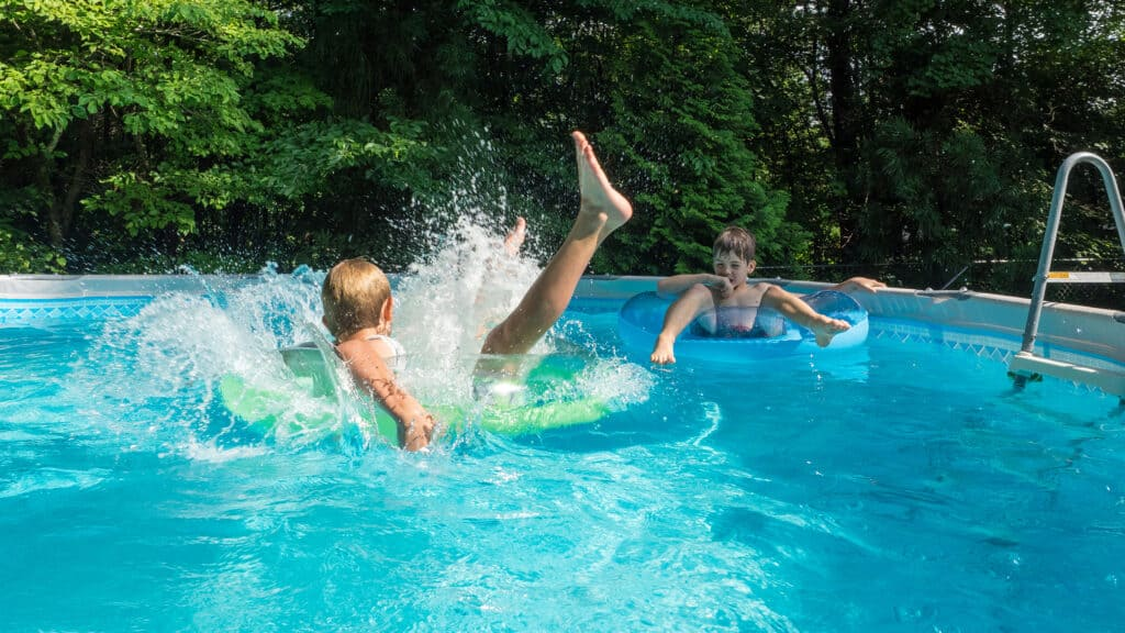Quel est le prix d'une piscine enterrée?