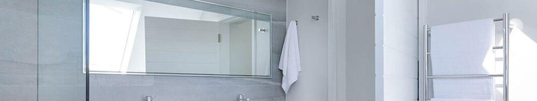 Quelle est la taille d'un miroir de salle de bain?